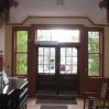 Front doors of town hall